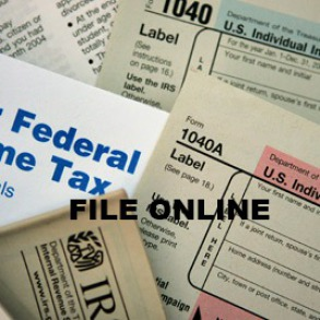 File Your Tax Return Online